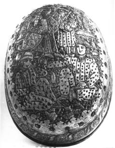 Lámpara medieval Infs